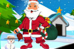Santa Claus Makeover Game – Christmas Games