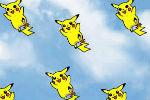 Igra Pokemon pucanje u Pikachua