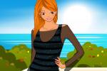 Oblačenje Djevojke S Plaže – Igre Oblačenja