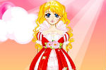 Princess Carla Dress Up Game