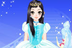 Princess Maya Dress Up Game