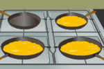 Eggs Cooking Game