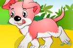 Sweet Dog Dress Up Game