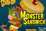 Igra ScoobyDoo Sendvič – Igre Kuhanja