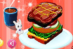 Make a Sandwich Game – Cooking Games