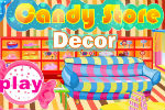Candy Store Decorating Game – Decoration Games