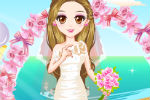 Cute Bride Dress Up Games for Girls