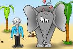 Slon Bojanje – Igre Bojanja