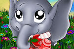 Elephant Dress Up Game – Dress Up Games for Girls