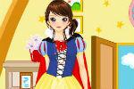 Snow White Dress Up Game