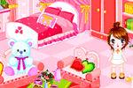 Dekoracija sobe za Djecu – Igre Uređivanja i Dekoracije za Djevojčice