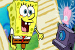 SpongeBob Photographer Games