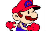 Super Mario Coloring Book – Superheroes Coloring Games