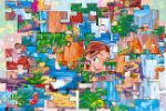 Igra Tarzan Puzzle Igrica