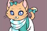 Igra Tigrasta Mačka Oblačenje – Igre Životinja
