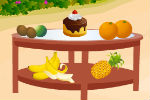 Make a Fruit Cake – Cooking Games