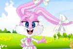 Funny Bunny Oblačenje – Igrice Životinje