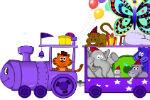 Životinjski vlak Bojanka