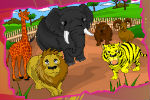 Zoo Coloring Book – Coloring Games