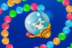 Igra Zuma Medvjed gađanje balona