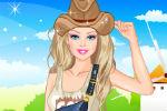 Barbie Farmerica – Igra Oblačenja