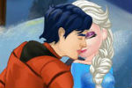 Frozen Elsa And Ken Kissing – Frozen Games