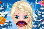 Frozen Elsa Throat Care – Frozen Games
