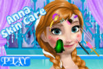 Frozen Anna Skin Care – Frozen Games