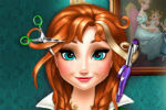 Frozen Anna Real Haircuts – Frozen Games