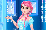 Frozen Anna Party Dress Design – Frozen Games