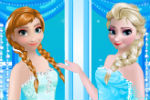 Elsa And Anna Prom Makeover – Frozen Games