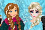 First Aid To Frozen Anna And Elsa – Frozen Games