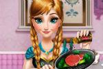 Frozen Anna Igra Kuhanja – Frozen Igre Snježno Kraljevstvo