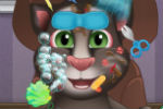 Igra Talking Tom Makeover