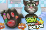 Talking Tom Operacija – Igre Doktora