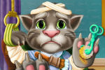 Talking Tom u Bolnici – Igre Doktora