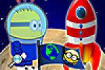 Minion Astronaut – Minions Igre