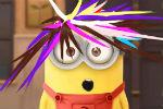 Minion Stuart Igra Šišanja – Minions Igre