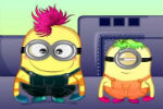 Minions Igra Oblačenja – Minions Igre