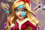 Apple White Makeover Igra – Ever After High Igre
