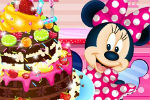 Igra Kuhanja – Miki Maus Igre