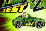 Vožnja Auta – Johnny Test Igre