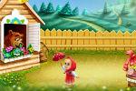 Maša i Medvjed Igre Piknik