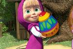 Maša i Medo Igre – Uskršnje jaje