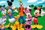 Pronađi Skrivene Brojeve – Miki Maus Igre