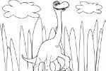 Bojanka – Dinosauri Igre